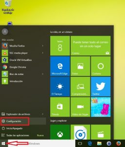configuracion-windows10