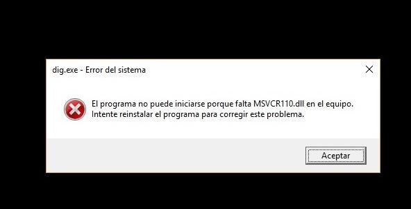 error-msvcr110_dll