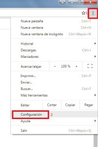 chrome-configuration