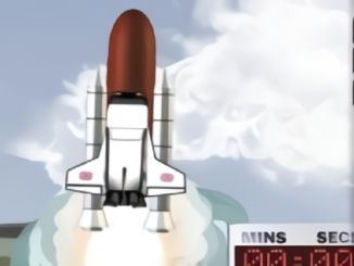 juego de cohetes