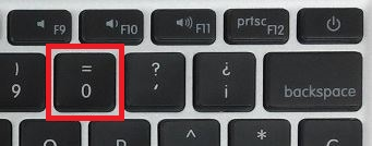 teclado español