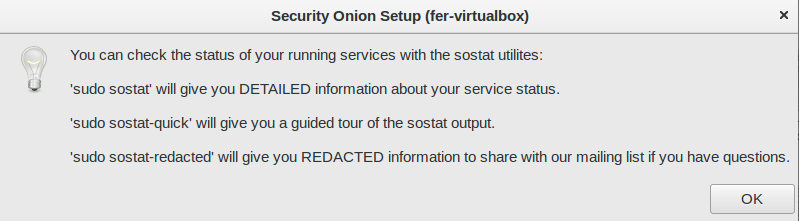 Configurar security onion 3/4